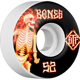Bones STF Blazer V1 Standard Skateboard Wheels (Pack of 4)