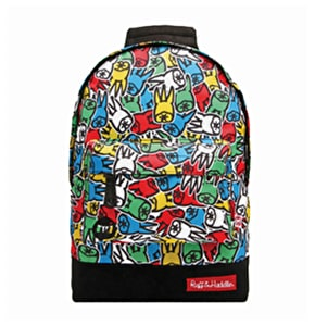 Mi-Pac x Ruff Backpack - Mini Toothless