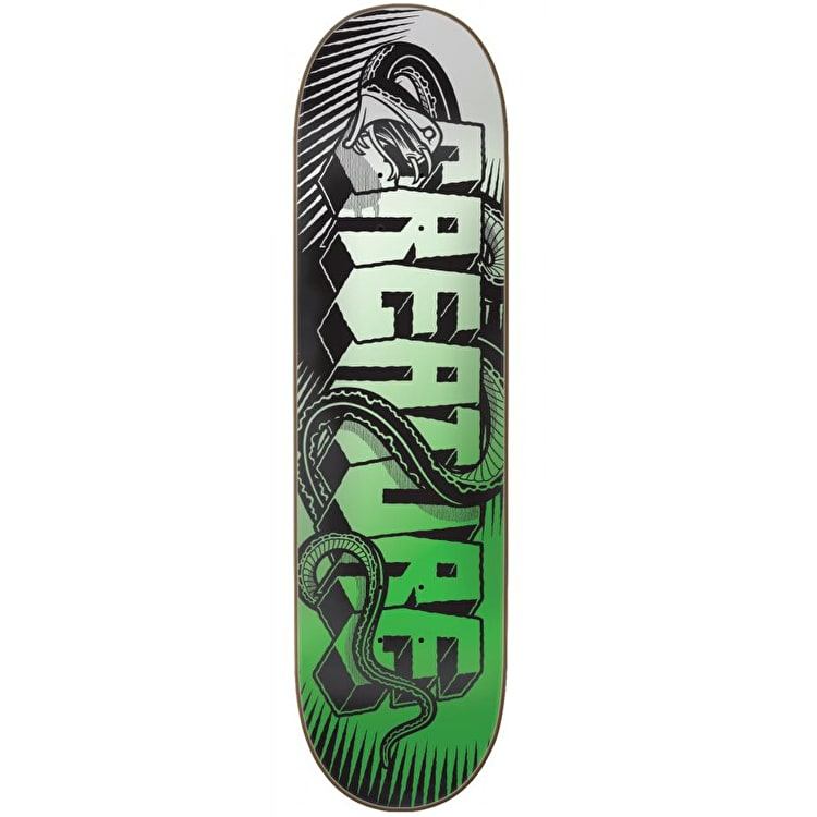 Creature Giant Serpents UV Skateboard Deck - 8""
