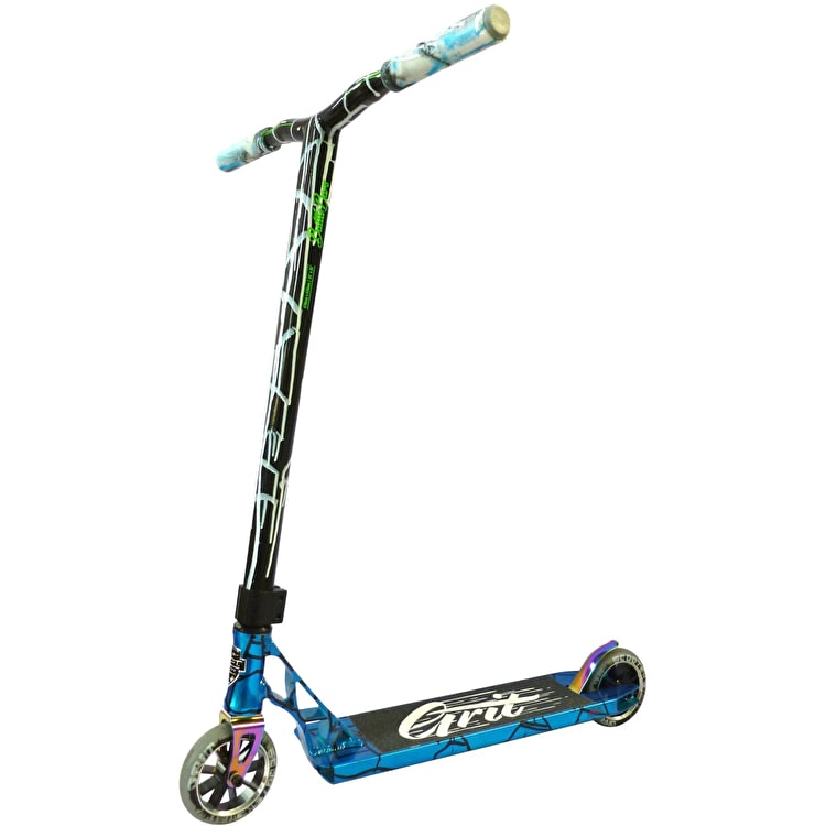 Grit Tremor Stunt Scooter - Blue / Blue Black Quake