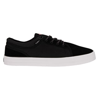 DVS Aversa+ Skate Shoes - Black Suede McClain