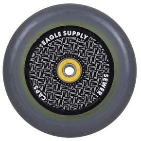 Eagle 115mm HollowTech Sewercaps Scooter Wheel