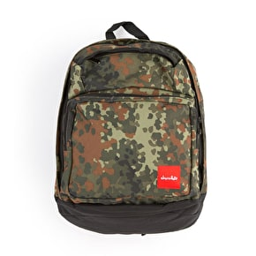 Chocolate Simple Backpack - Camo