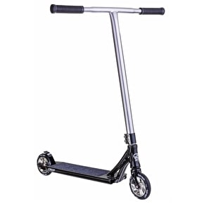 Crisp Ultima 125 2015 Complete Scooter - Black/Black Chrome