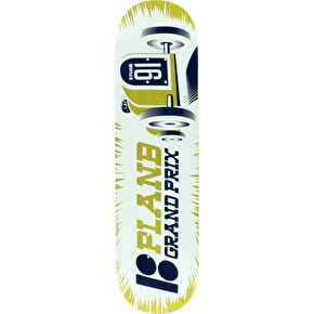 Plan B Skateboard Deck - Team Racers Pro Spec 7.75