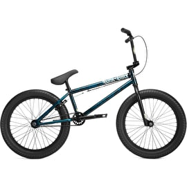 Kink 2019 Curb Complete BMX - Gloss Smoked Stang Teal