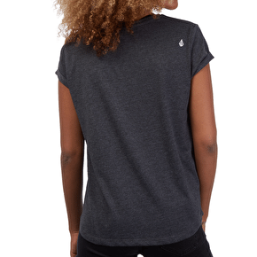 Volcom Radical Dayz Womens T-Shirt - Black