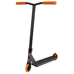 Lucky 2018 Crew Pro Complete Scooter - Graphite/Orange