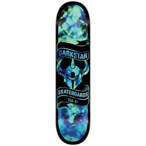 Darkstar Skateboard Deck - Scroll SL Blue 7.75''