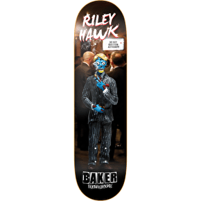 Baker Skateboard Deck - Obey Hawk 8