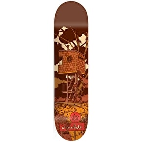 Chocolate Tree House Skateboard Deck - Hsu 8