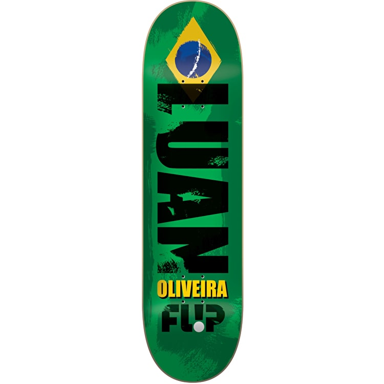 Flip International Skateboard Deck - Oliveira 8.13""