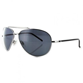 Carve Top Dog Polarised Sunglasses - Silver/Grey