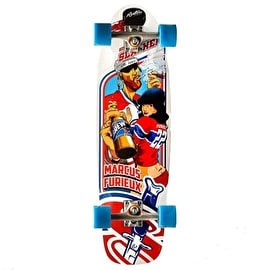 Restless Longboard - RockSteady Slashers 30.5