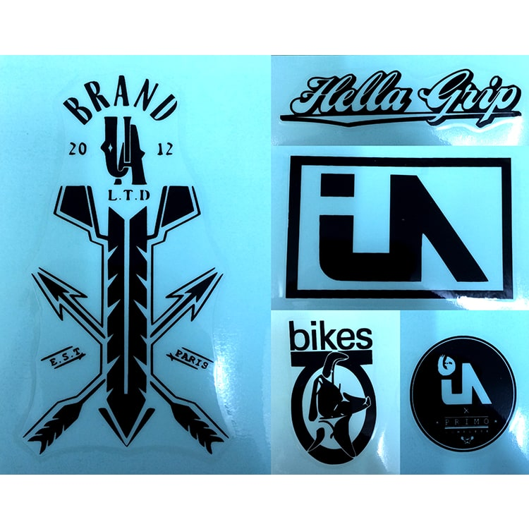 UrbanArtt Sticker Pack - 2
