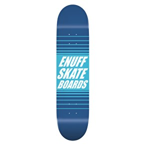 Enuff Doppler Skateboard Deck - Blue