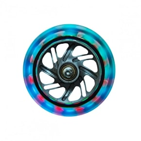 Globber Multicolour Lightning Wheel - Rear Wheel