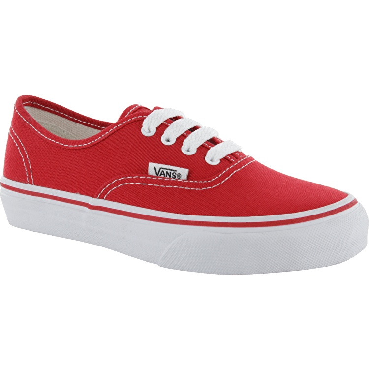 Vans Kids Authentic Shoes - Red