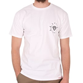 Diamond Outshine T-Shirt - White