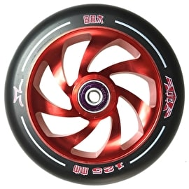 AO Spiral 125mm Scooter Wheel - Red
