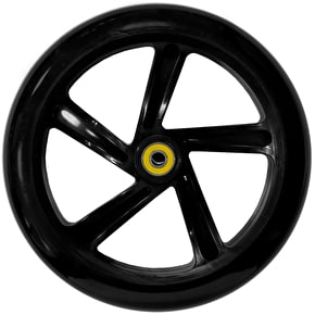 JD Bug Street 200mm Scooter Wheel - Black w/Bearings