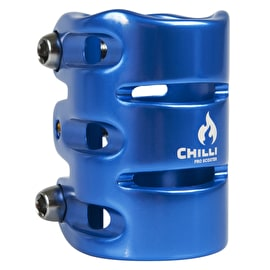 Chilli Pro IHC 3 Bolt Scooter Clamp - Blue