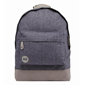 Mi-Pac Backpack - Herringbone Navy