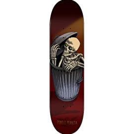 Powell Peralta Garbage Can Skelly Skateboard Deck