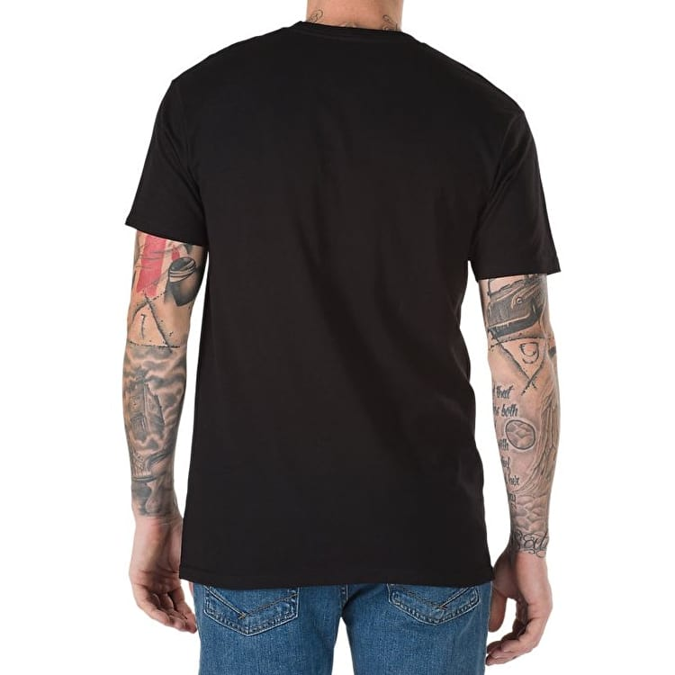 Vans Above Chima T-Shirt - Black