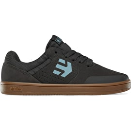 Etnies Marana Kids Skate Shoes - Grey/Gum