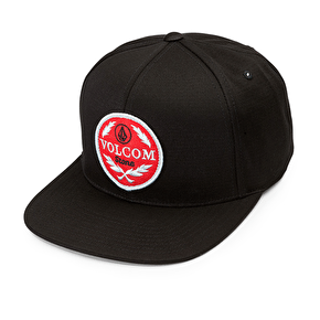 Volcom Cresticle Cap - Blackout