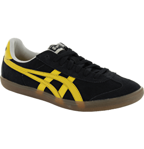 Onitsuka Tiger Tokuten SU Shoes - Black/Yellow