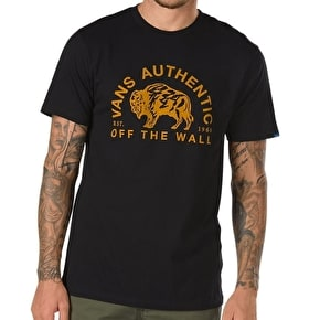 Vans Buffalow T-Shirt - Black