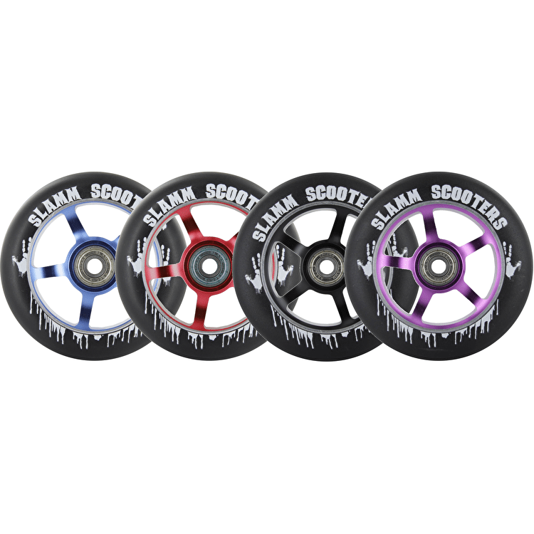 Slamm Essential Spoked Metal Core Wheel