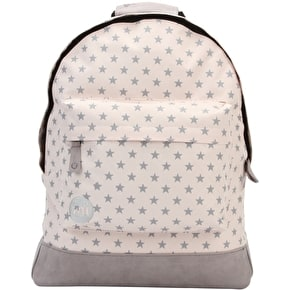 Mi-Pac All Stars Backpack - Peach/Grey