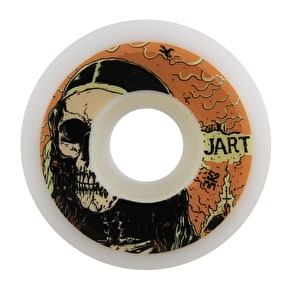 Jart Bondi 83b Skateboard Wheels - Mona Lisa 52mm