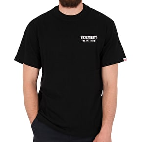 Element Karma T-Shirt - Flint Black