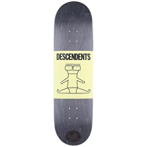 Santa Cruz x Descendents Grow Up Skateboard Deck - 8.5