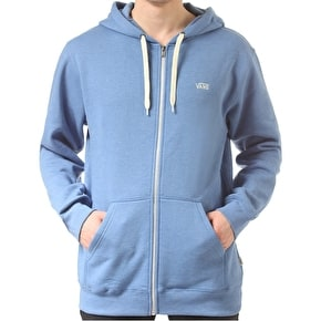 Vans Core Basics Zip Hoodie - Riviera Heather