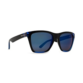 Von Zipper Booker Sunglasses - Blue/Astro Glo