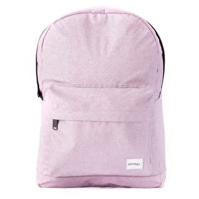 Spiral OG Glitter Lilac Backpack