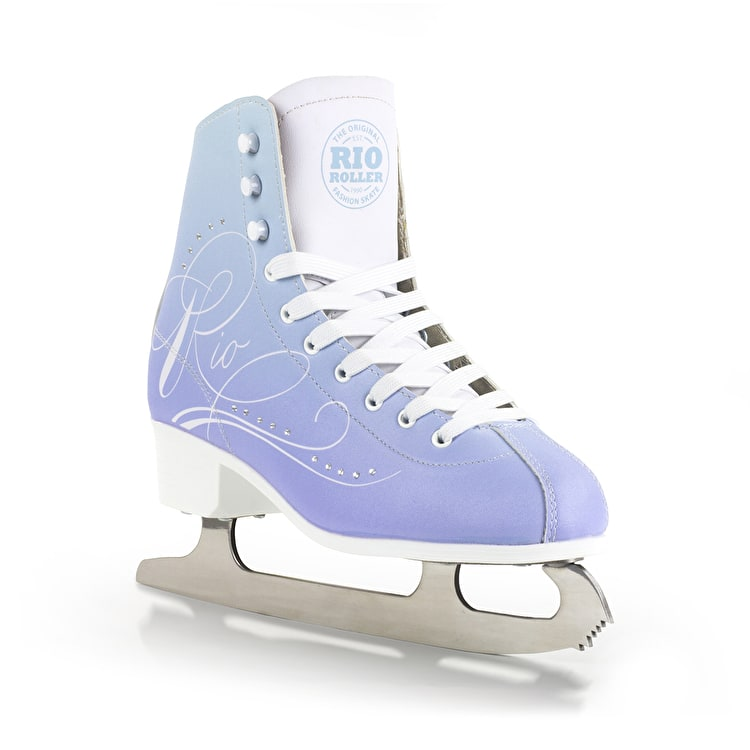 Rio Roller Moonlight Ice Skates - Blue