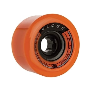 Globe Drifter Longboard Wheels - Orange 70mm