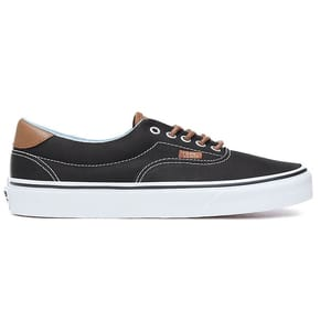 Vans Era 59 Skate Shoes - Black/Acid Denim