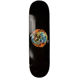 RIPNDIP World On Fire Skateboard Deck - Black