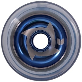 Blazer Pro Metal Core Shuriken Wheel - Blue 100mm