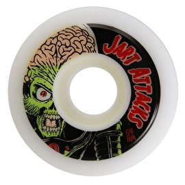 Jart Bondi 83b Skateboard Wheels - Jart Attacks 54mm