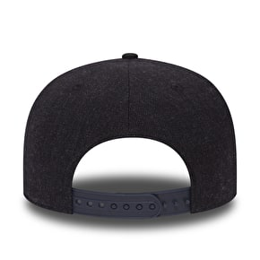 New Era MLB Seasonal Heather Cap - Pittsburgh Pirates - Heather Navy/Grey