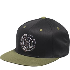Element Snapback Cap - Kuntsen - Milt. Green