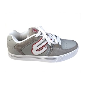 B-Stock Elyts Low Top - Grey / Red UK 6 (Box Damage)